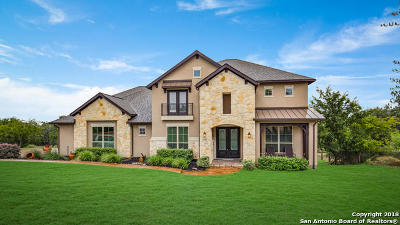 New Braunfels TX Single Family Home New: $850,000