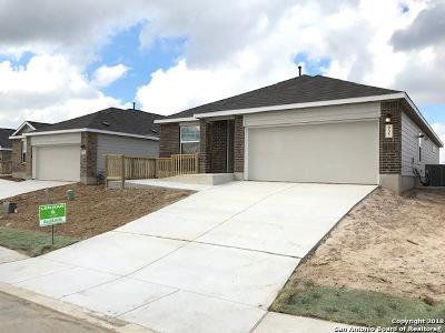 San Antonio Single Family Home New: 935 Watson Way