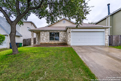 San Antonio Single Family Home Back on Market: 910 Village Branch