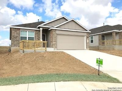 San Antonio Single Family Home New: 927 Watson Way