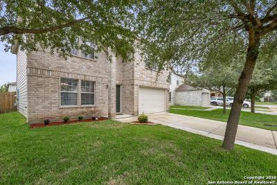 San Antonio Single Family Home New: 7615 Allendate Peak