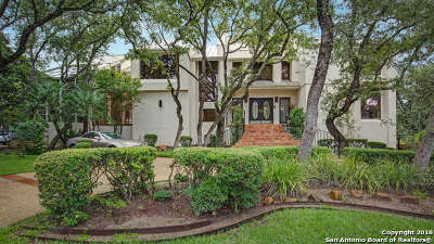 San Antonio Single Family Home New: 12670 Old Wick Circle