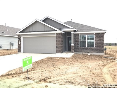 San Antonio Single Family Home New: 914 Hagen Way