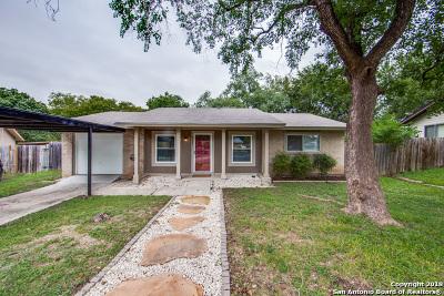 San Antonio Single Family Home New: 7007 Glen Grove