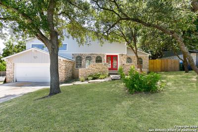 San Antonio Single Family Home New: 8602 Star Creek Dr