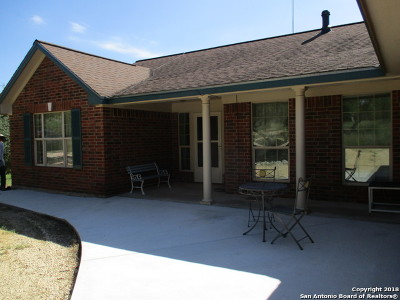 Hondo Single Family Home For Sale: 421 County Road 242