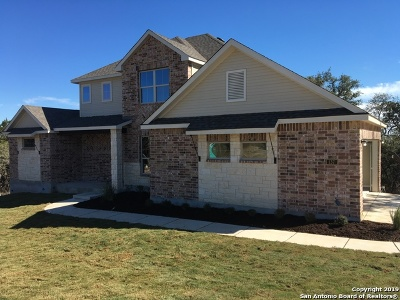 New Braunfels Single Family Home New: 137 Sun River