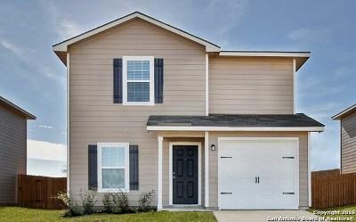 Bexar County Single Family Home New: 12203 Sabinal