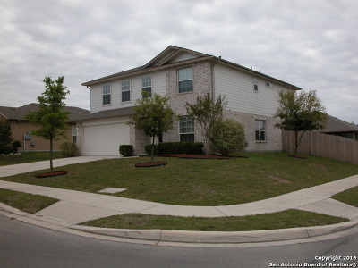 Schertz Single Family Home Back on Market: 768 Fountain Gate