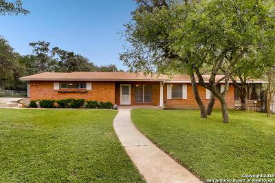 San Antonio Single Family Home New: 114 Mesa Alta St