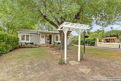 New Braunfels Single Family Home New: 1065 Lee St