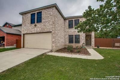 San Antonio Single Family Home New: 13714 Rowe Dr