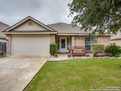 San Antonio Single Family Home New: 9926 Pony Spur
