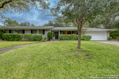 San Antonio TX Single Family Home New: $390,000