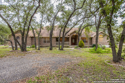 Floresville Single Family Home For Sale: 113 Emerald Dr