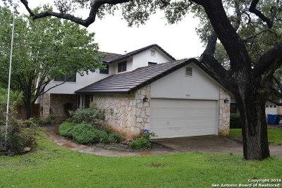 San Antonio Single Family Home New: 15206 Forest Stone St
