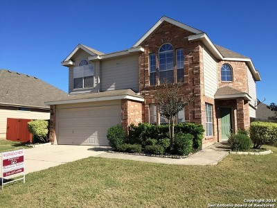 Converse TX Single Family Home New: $185,000