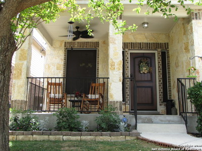 San Antonio Single Family Home New: 6719 Karnes Leaf