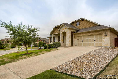 San Antonio Single Family Home New: 19207 Deep Bay