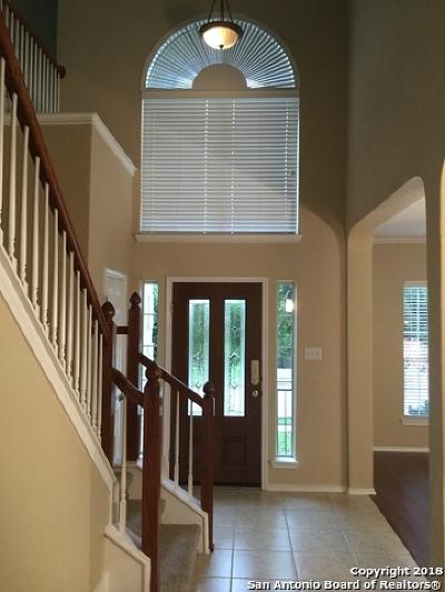 San Antonio Single Family Home New: 10511 Trotters Bay