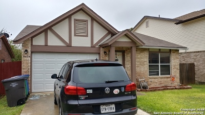 San Antonio Single Family Home New: 9434 Rue De Bois