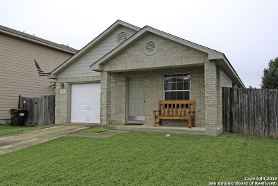 San Antonio Single Family Home New: 9632 Shorebird Ln