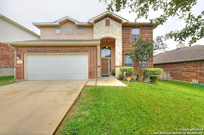 San Antonio Single Family Home New: 627 Point Springs