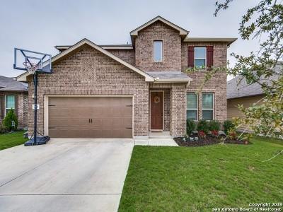 Cibolo Single Family Home New: 248 Prairie Vista