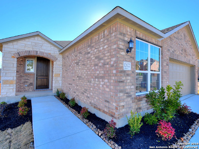 Bexar County Single Family Home New: 12622 Ponder Ranch