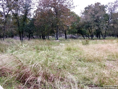 Adkins Residential Lots & Land For Sale: 712 Falling Leaves Dr