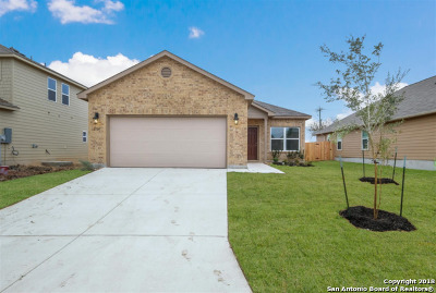 Bexar County Single Family Home New: 6714 San Miguel Way