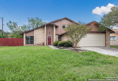 San Antonio Single Family Home New: 6247 Sunset Haven St
