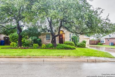 San Antonio Single Family Home New: 7310 Chimney Bluff
