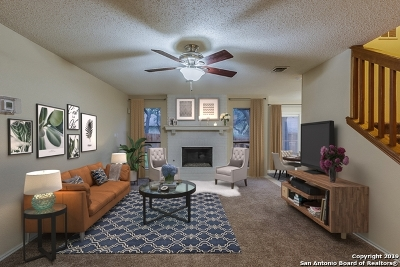San Antonio Single Family Home For Sale: 9319 Beowulf St