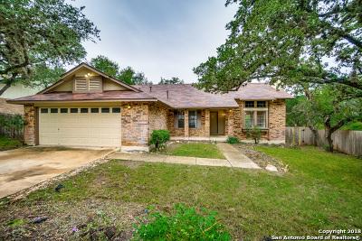 San Antonio Single Family Home New: 7720 Benbrook