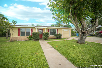 Seguin Single Family Home For Sale: 1113 Sycamore St