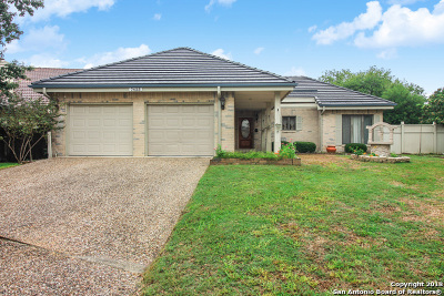 San Antonio Single Family Home New: 7423 Ben Crenshaw Ct