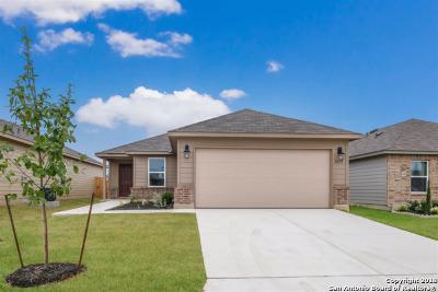 Bexar County Single Family Home New: 2438 Rainbow Basin