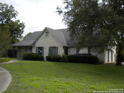 San Antonio Single Family Home New: 13702 Scarsdale St