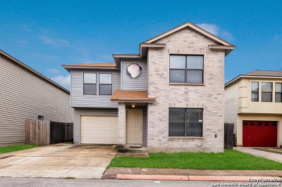 San Antonio Single Family Home New: 8918 Breezefield