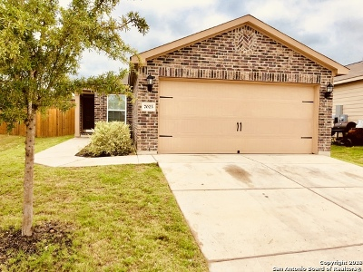 San Antonio Single Family Home New: 7023 Capeshaw