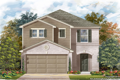 San Antonio Single Family Home New: 6110 Wildgrass Path