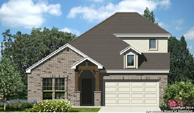 San Antonio TX Single Family Home New: $334,434