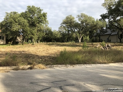 San Antonio Residential Lots & Land New: 102 Turnberry Way