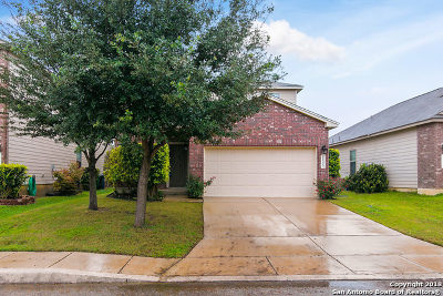 Helotes Single Family Home New: 11227 Blue Fax Field