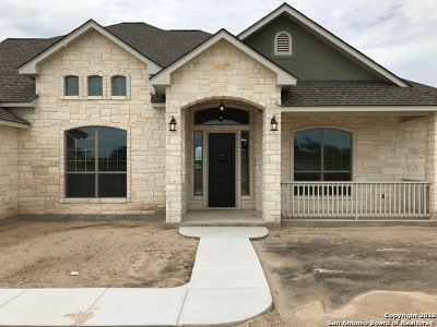 Wilson County Single Family Home New: 226 Triple Bend Dr
