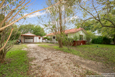 Cibolo Single Family Home Price Change: 510 Main St