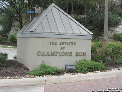 San Antonio Residential Lots & Land New: 5 Trophy Ridge