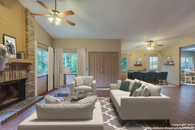 Single Family Home For Sale: 9835 Twin Saddles