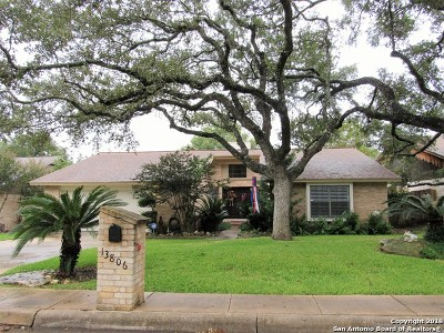 San Antonio TX Single Family Home New: $262,000